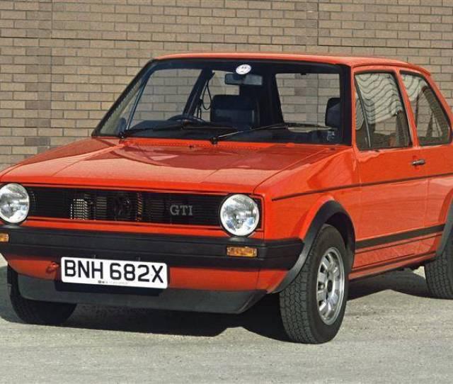 Volkswagen Golf Gti Mk  1977 1992 Used Car Review