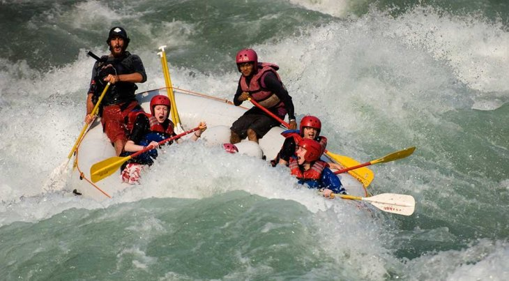 Image result for water sports in devprayag