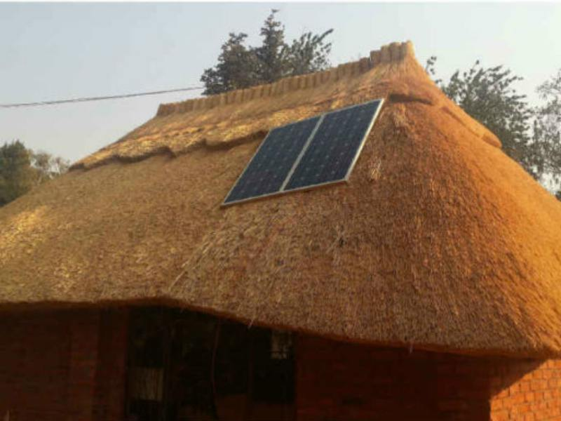 off grid solar lights up 60 of papua