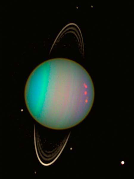 Density of Uranus