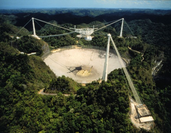 Arecibo Observatory Back in Action Following Earthquake Damage