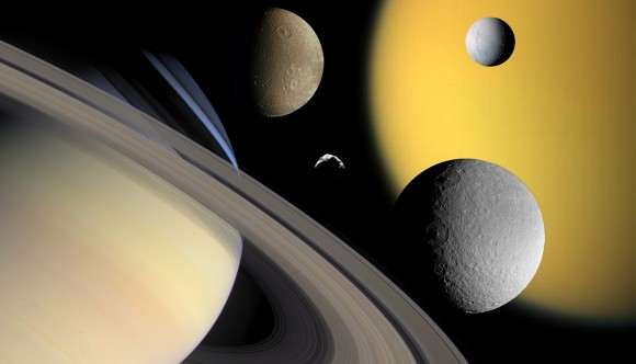 How Many Moons Does Saturn Have?