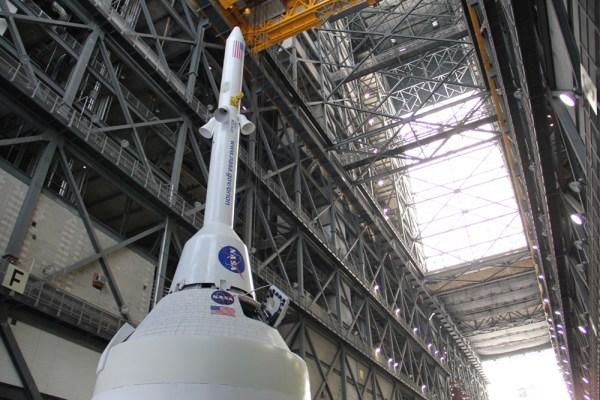NASA Alters 1st OrionSLS Flight Bold Upgrade to Deep