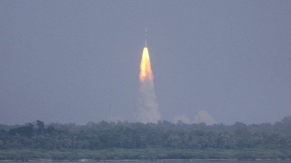 Indias First Mars Mission Launches Flawlessly on Historic