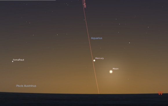 How to See Planet Mercury at its Best in 2014