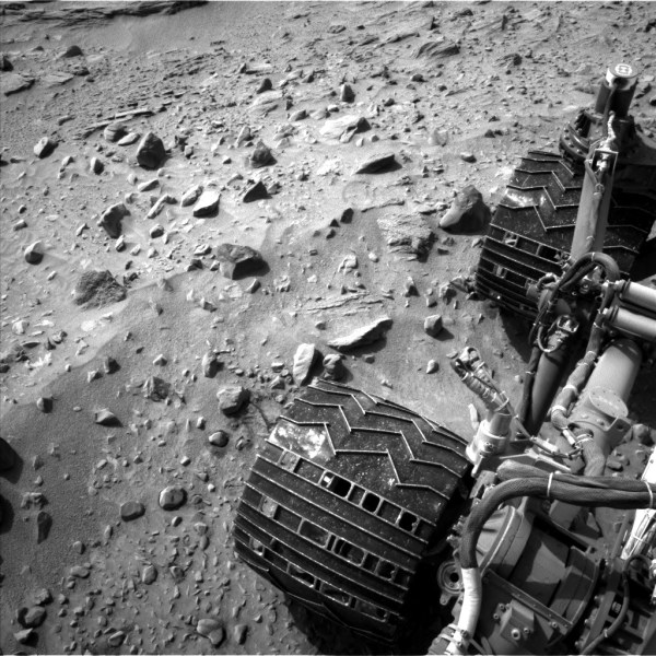 Pictures: Punishing Mars Plateau For Curiosity Rover And ...