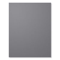 "Basic Gray 8-1/2"" X 11"" Card Stock"