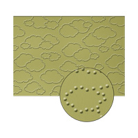 Cloudy Day Textured Impressions Embossing Folder