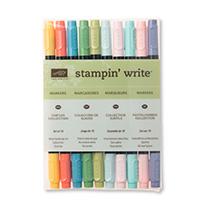 Subtles Stampin' Write Markers
