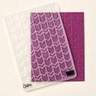 Folder Arrows Textured Impressions Embossing Folder