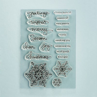 Endless Wishes Photopolymer Stamp Set