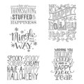 Mingle All The Way Clear-Mount Stamp Set