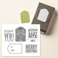 Merry Everything Wood-Mount Bundle