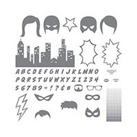 Calling All Heroes Photopolymer Stamp Set