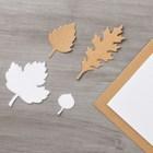 Kraft And White Corrugated Paper