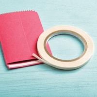 Tear & Tape Adhesive
