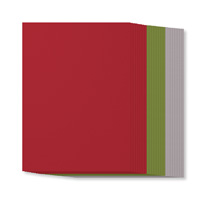 Merry Moments A4 Cardstock Assortment Pack