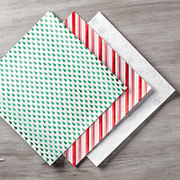 Holidays Fancy Foil Designer Vellum