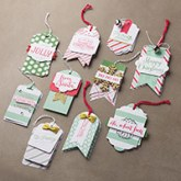 Oh What Fun Tag Project Kit