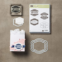 Oh My Goodies Clear-Mount Bundle