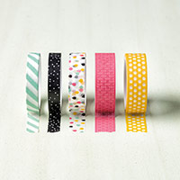 It's My Party Designer Washi Tape