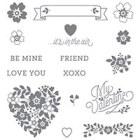 Bloomin' Love Photopolymer Stamp Set