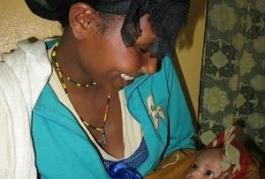 El regalo de ser madre y vivir para contarlo africa alegria gambo alegria sin fronteras