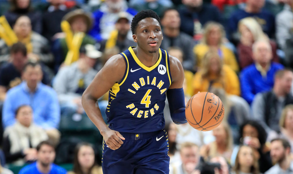 Victor Oladipo Looking to Move On From Pacers | SLAM