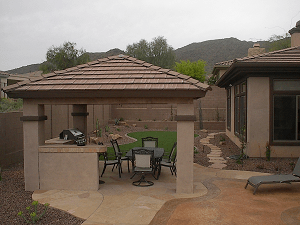 Arizona Hardscape - Patio Design on Hardscape Patio id=33760