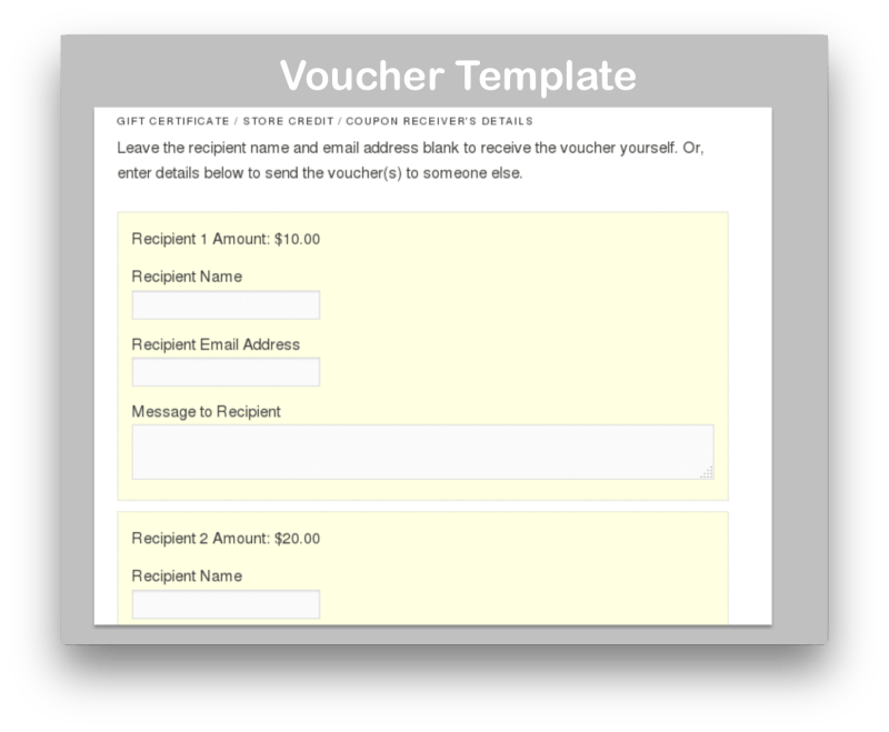 Woocommerce Gift Certificates Pro By Ignitewoo Dealssite