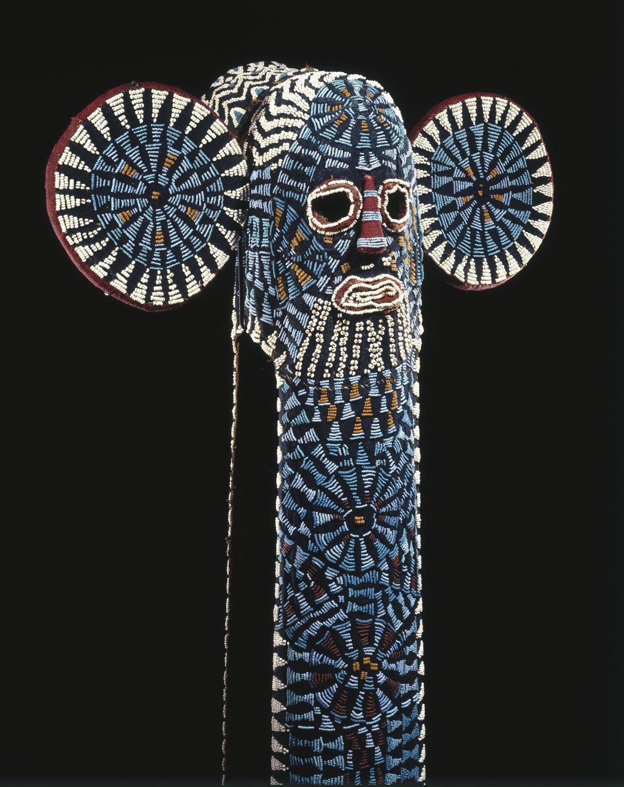 Aka Elephant Mask