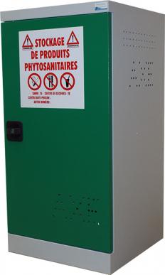armoire pour produits phytosanitaires