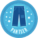 Pantser Badge