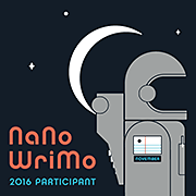 NaNoWriMo 2016 Participant Flair