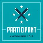 NaNoWriMo 2017 Participant Flair