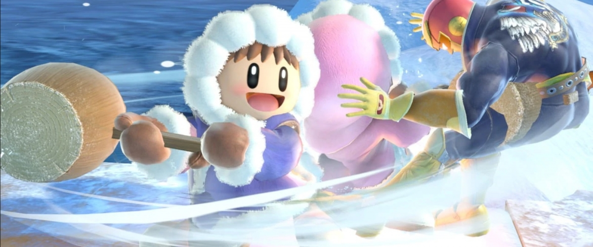 Super Smash Bros Ultimate Character Profiles Ice