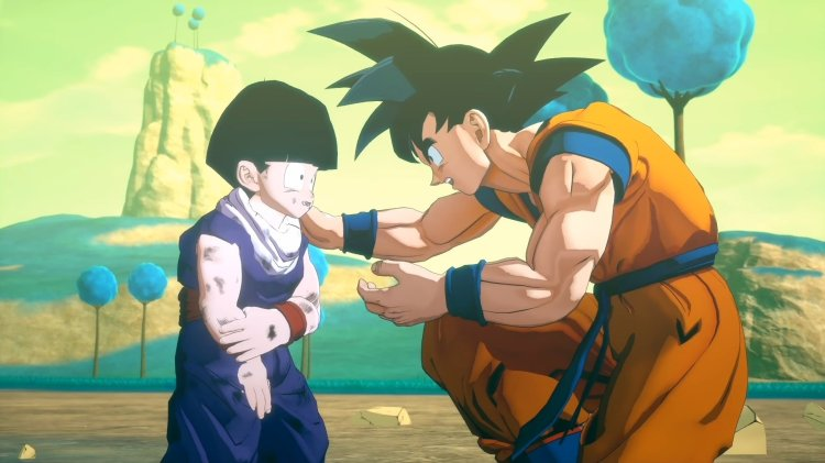 Dragon Ball Game – Project Z ist ein neues Dragon Ball Action-RPG