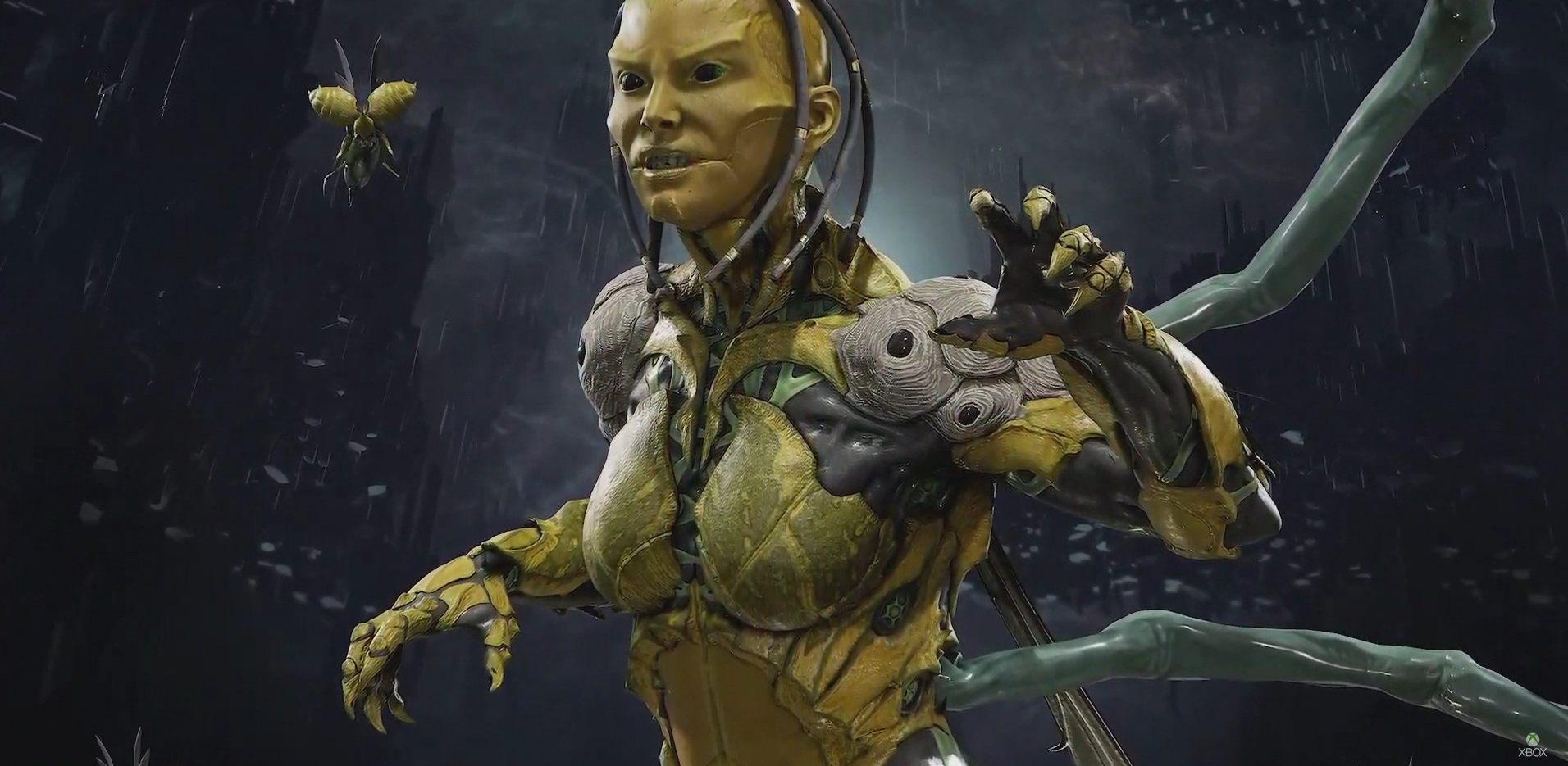 DVorah Revealed For Mortal Kombat 11 On Inside Xbox Shacknews