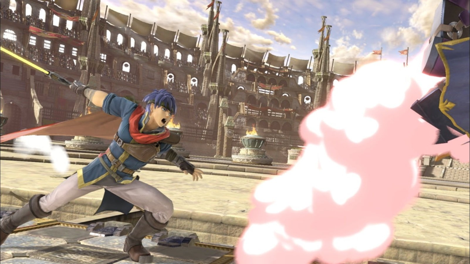 Super Smash Bros Ultimate Character Profiles Ike Shacknews
