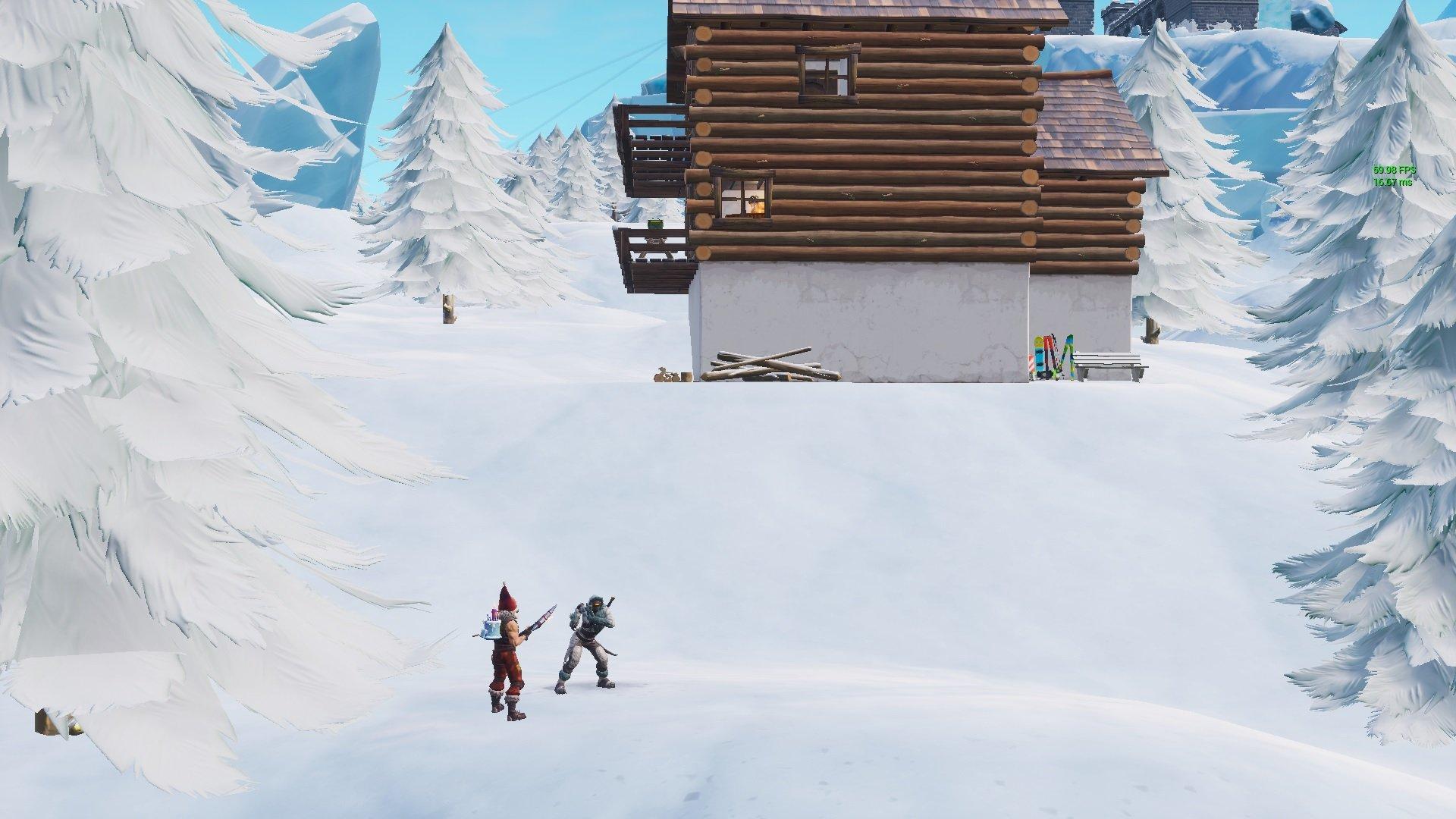 Ski Lodge Locations In Fortnite Season 7 Week 3 Challenge