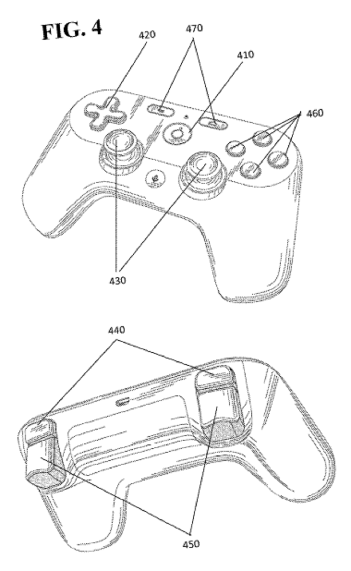 Gaming Console Controller Images Leak Before Gdc