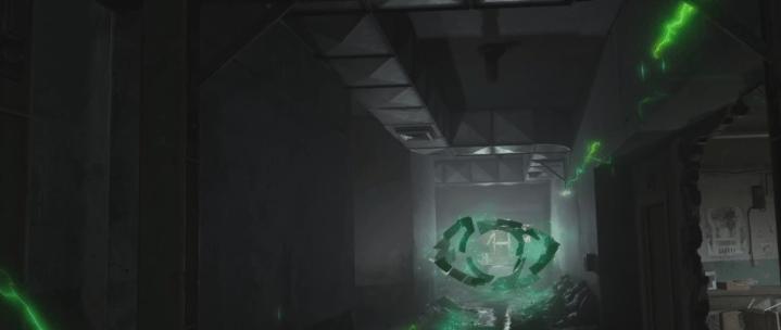 Solo un pasillo perfectamente normal, Alyx.  Nada que ver aqui.