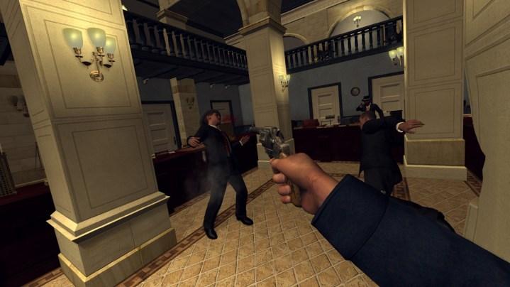LA Noire: The VR Case Files fue una versión interesante de la serie de crímenes de investigación de Rockstars.  ¿Qué podría tener Video Games Deluxe en la manga para otro juego de realidad virtual entre las IP de Rockstar?