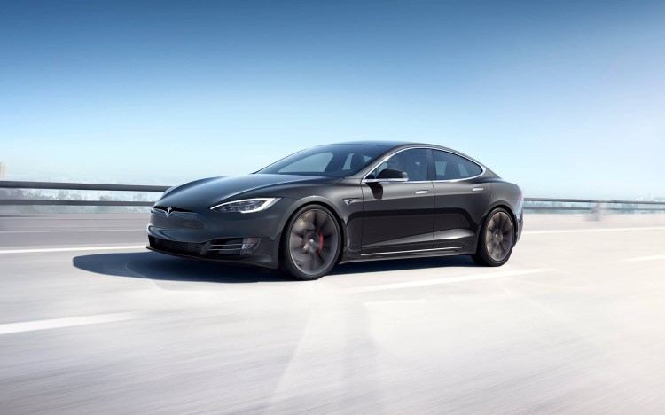 Tesla (TSLA) stock drops as Q4 2020 earnings results on ...