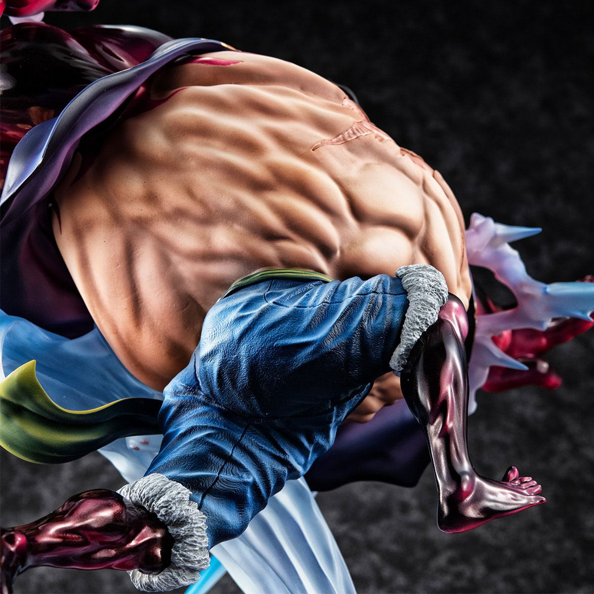 The action figure of luffy gear fourth (metallic), from the one piece franchise is a pop which will come out in january 2021. One Piece Excellent Model P O P Pvc Statue Sa Maximum Monkey D Luffy Gear 4 Bounce Man Ver 2 27 Cm Animegami Store