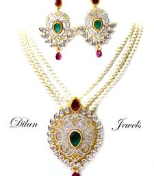 Buy Fusion Beaded Set necklace-set online