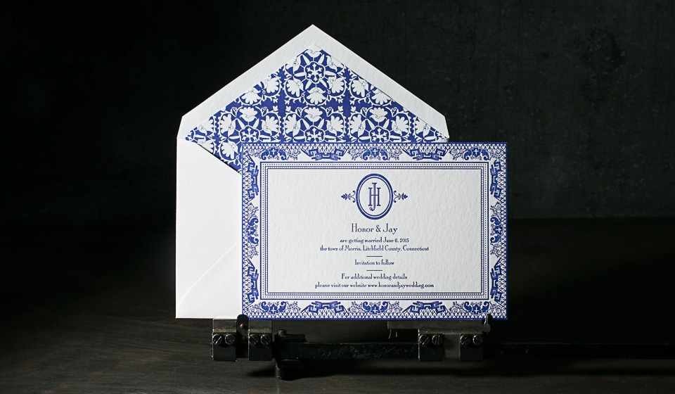 Invitations Made Order