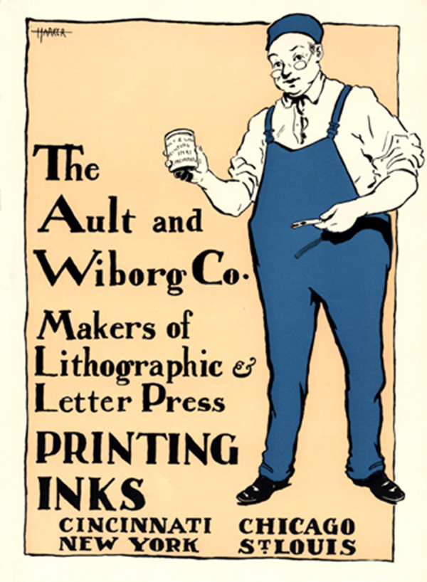 in search of the perfect printing ink