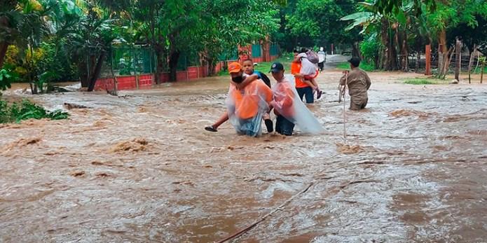 Inundaciones, daños y rescates por huracán 'Eta' en Honduras  (Galería/Videos) – Diario La Tribuna