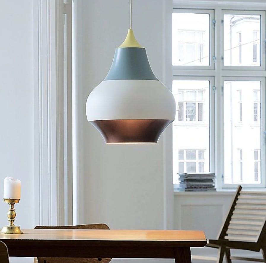 MidCentury chandelier, mid century lamp